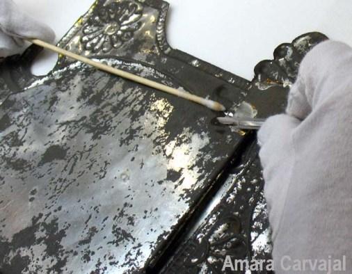 Restauración metales